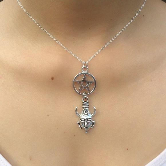 Supernatural Dean Protection Amulet Necklace